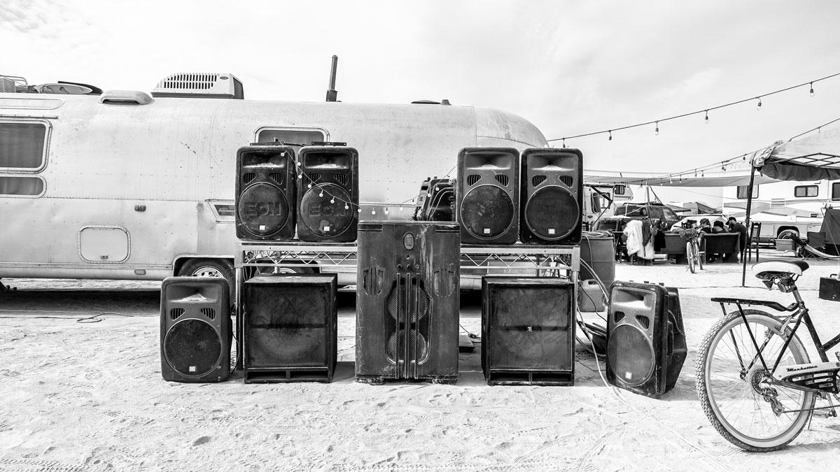 Burning Man Album