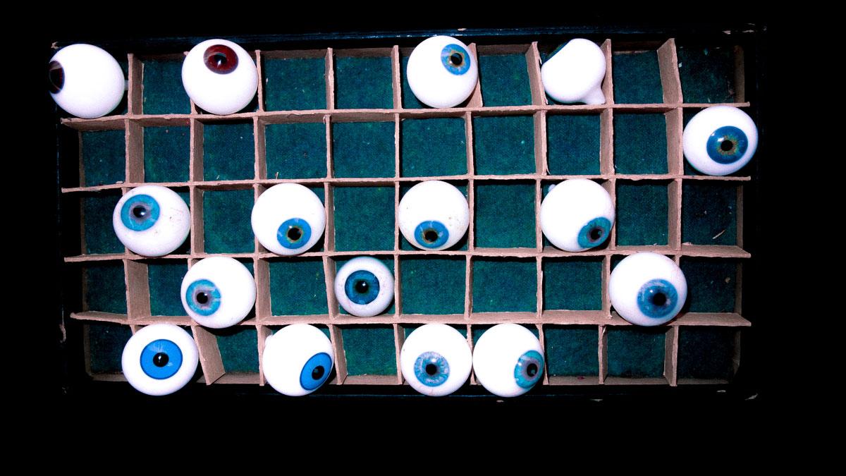 'Eyeballs', Longbeach Flea.